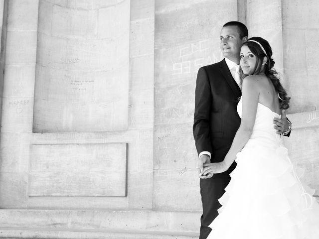 Le mariage de Florent et Adeline à Vincennes, Val-de-Marne 20