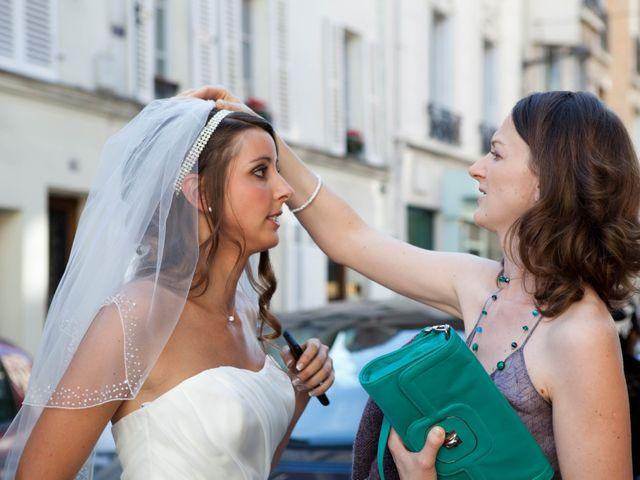 Le mariage de Florent et Adeline à Vincennes, Val-de-Marne 22