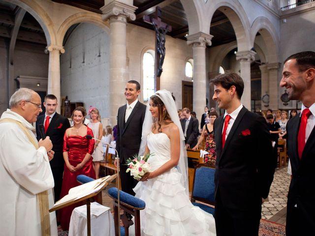 Le mariage de Florent et Adeline à Vincennes, Val-de-Marne 30
