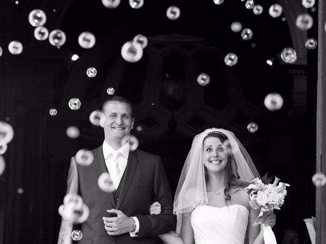 Le mariage de Florent et Adeline à Vincennes, Val-de-Marne 32