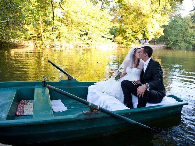 Le mariage de Florent et Adeline à Vincennes, Val-de-Marne 2