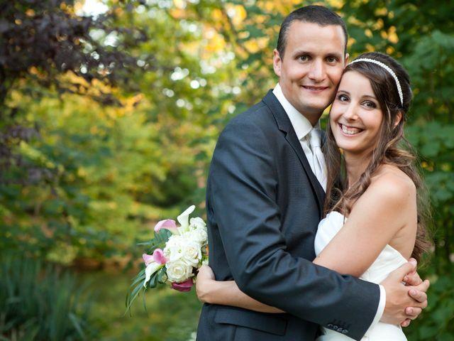 Le mariage de Florent et Adeline à Vincennes, Val-de-Marne 38