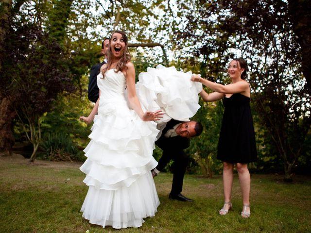 Le mariage de Florent et Adeline à Vincennes, Val-de-Marne 43