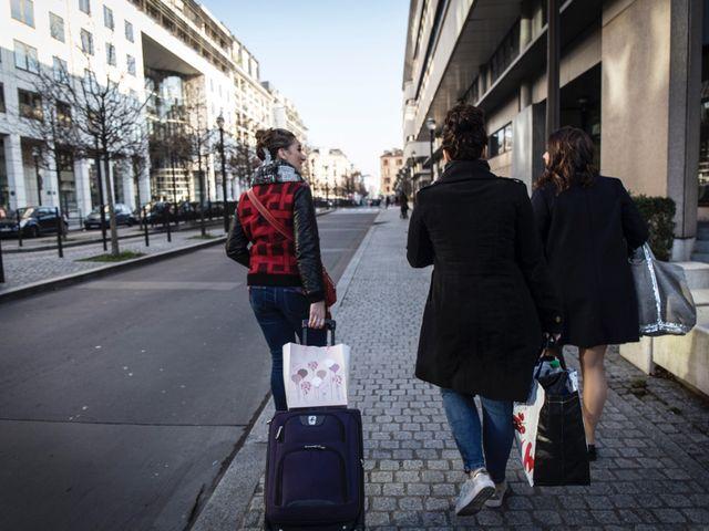 Le mariage de Louis et Marion à Paris, Paris 36