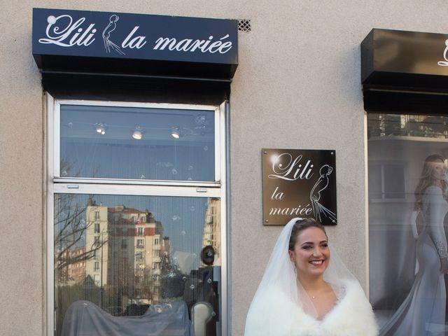Le mariage de Louis et Marion à Paris, Paris 77