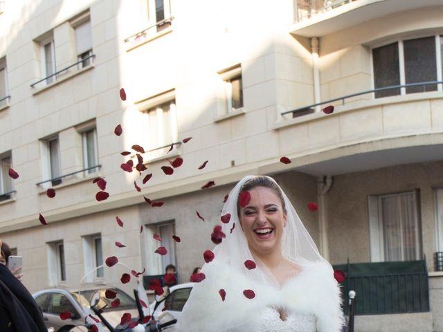 Le mariage de Louis et Marion à Paris, Paris 78