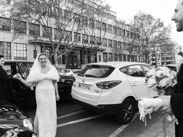 Le mariage de Louis et Marion à Paris, Paris 86
