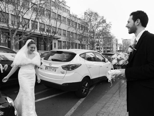 Le mariage de Louis et Marion à Paris, Paris 87