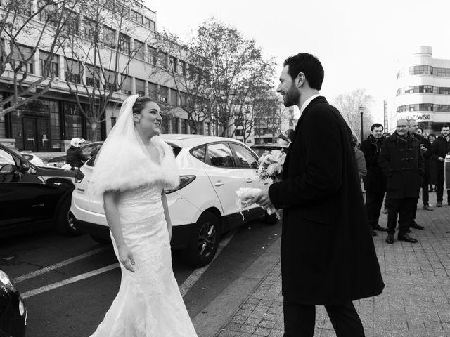 Le mariage de Louis et Marion à Paris, Paris 88