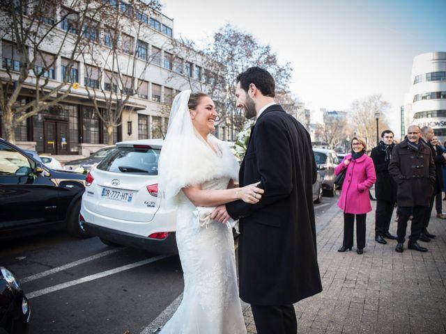 Le mariage de Louis et Marion à Paris, Paris 90