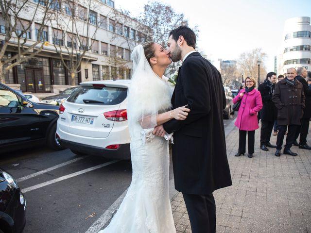 Le mariage de Louis et Marion à Paris, Paris 91