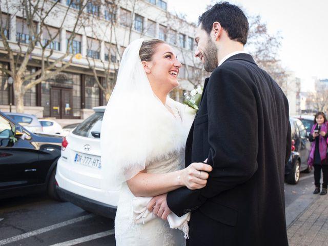 Le mariage de Louis et Marion à Paris, Paris 92