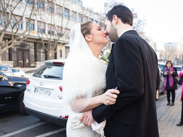 Le mariage de Louis et Marion à Paris, Paris 93