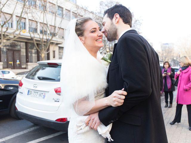 Le mariage de Louis et Marion à Paris, Paris 94
