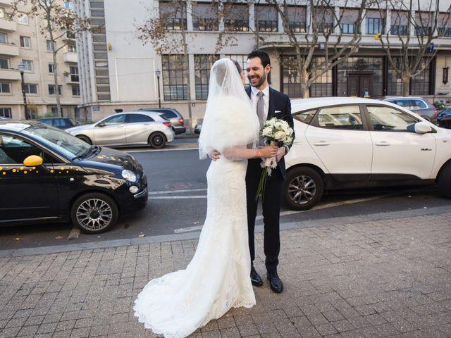 Le mariage de Louis et Marion à Paris, Paris 97
