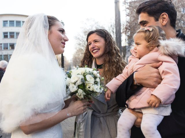 Le mariage de Louis et Marion à Paris, Paris 142