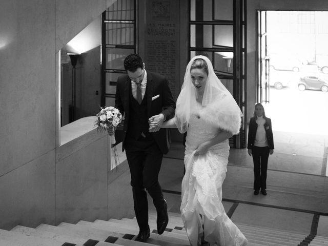 Le mariage de Louis et Marion à Paris, Paris 156