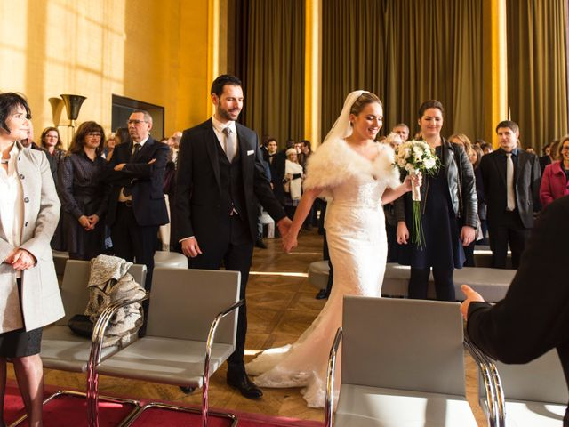 Le mariage de Louis et Marion à Paris, Paris 160