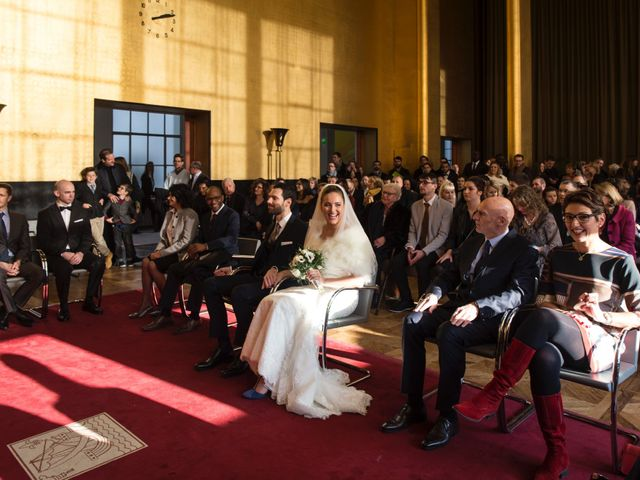 Le mariage de Louis et Marion à Paris, Paris 168