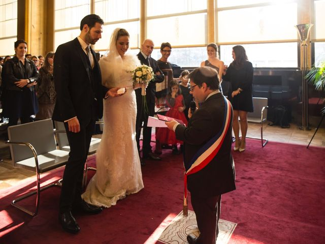 Le mariage de Louis et Marion à Paris, Paris 197