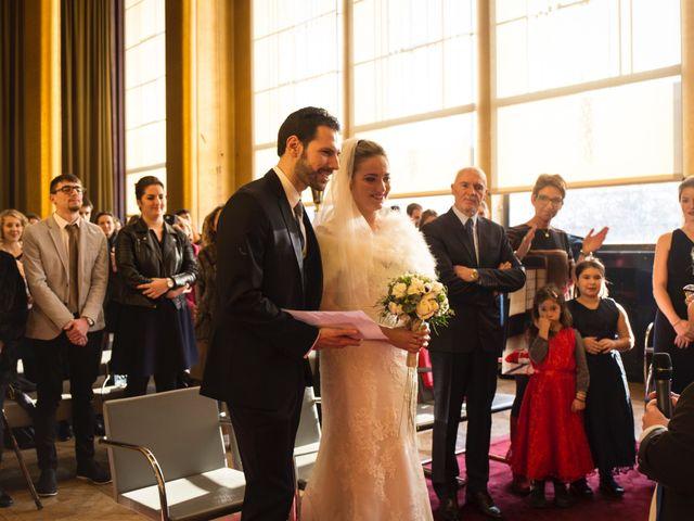 Le mariage de Louis et Marion à Paris, Paris 200