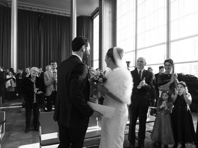Le mariage de Louis et Marion à Paris, Paris 201