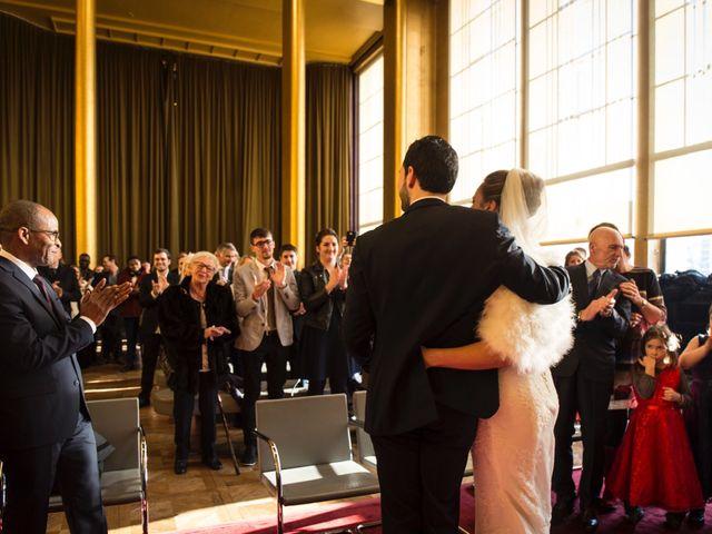 Le mariage de Louis et Marion à Paris, Paris 202