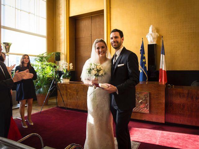 Le mariage de Louis et Marion à Paris, Paris 204