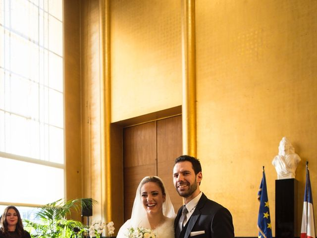 Le mariage de Louis et Marion à Paris, Paris 205