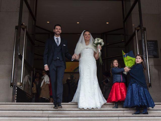 Le mariage de Louis et Marion à Paris, Paris 241