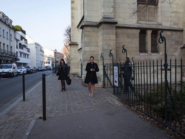 Le mariage de Louis et Marion à Paris, Paris 255