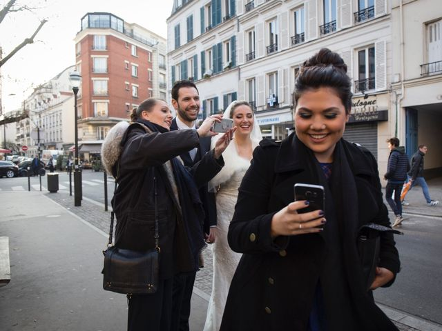 Le mariage de Louis et Marion à Paris, Paris 263