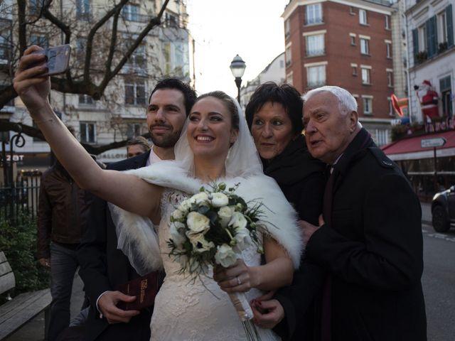 Le mariage de Louis et Marion à Paris, Paris 264