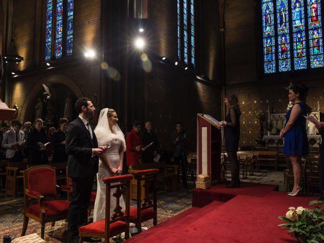 Le mariage de Louis et Marion à Paris, Paris 360