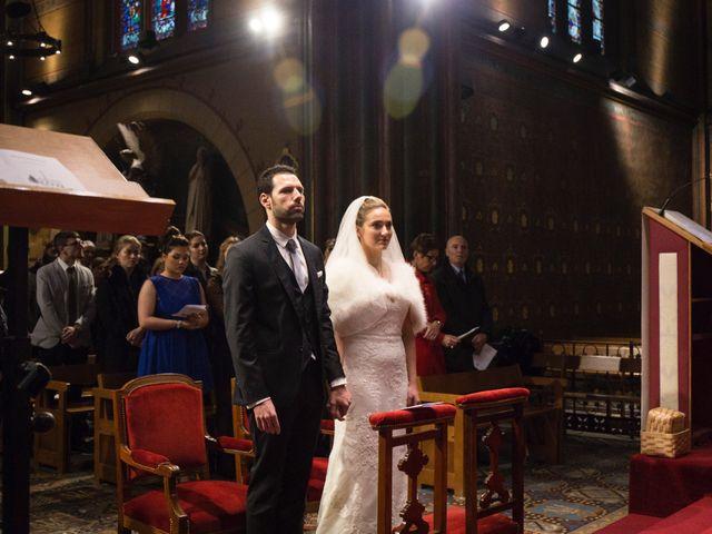 Le mariage de Louis et Marion à Paris, Paris 365
