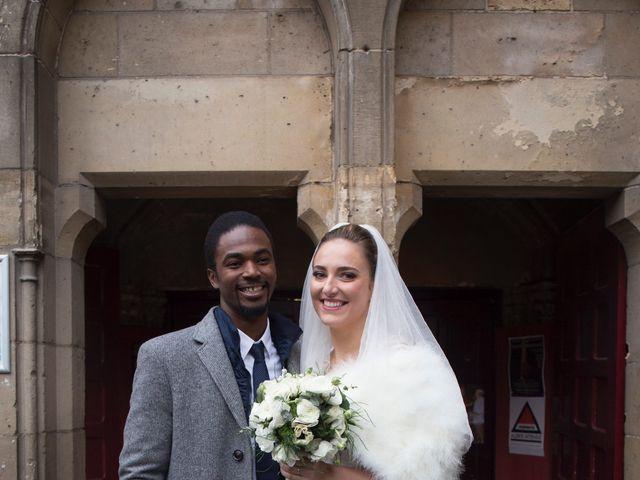 Le mariage de Louis et Marion à Paris, Paris 388