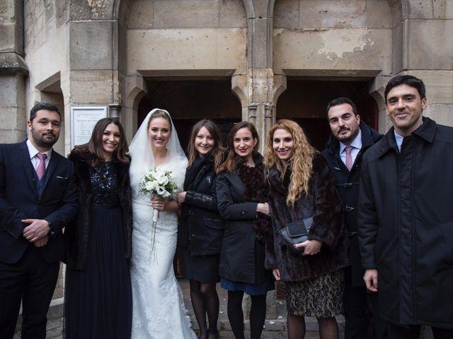 Le mariage de Louis et Marion à Paris, Paris 390