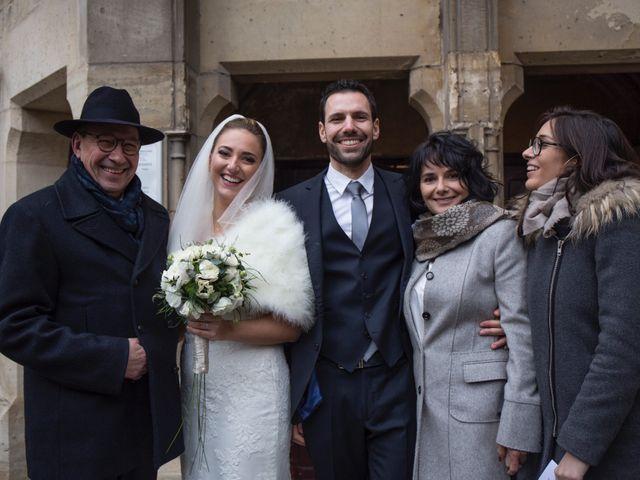 Le mariage de Louis et Marion à Paris, Paris 394