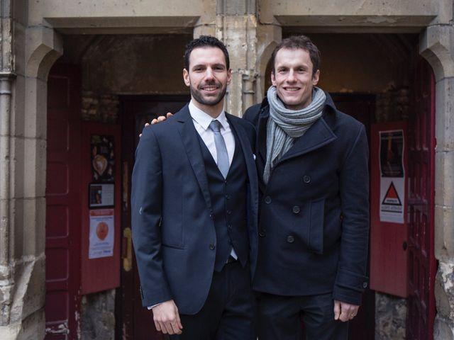 Le mariage de Louis et Marion à Paris, Paris 400