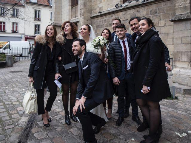 Le mariage de Louis et Marion à Paris, Paris 401