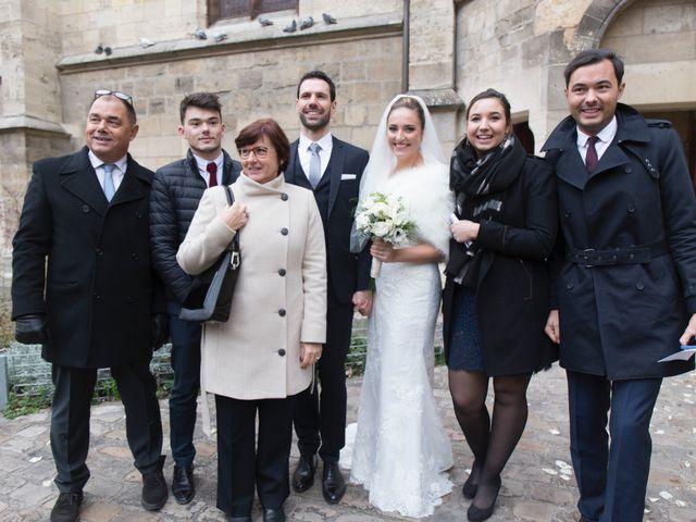 Le mariage de Louis et Marion à Paris, Paris 403