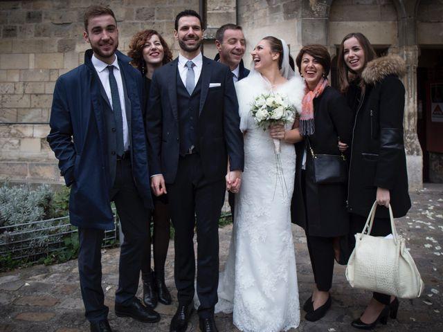 Le mariage de Louis et Marion à Paris, Paris 404