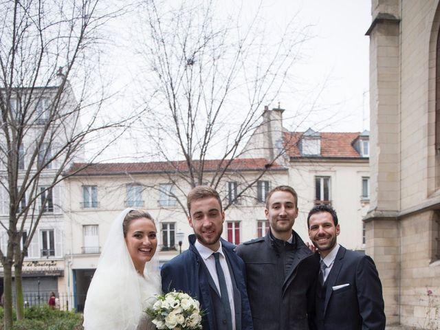Le mariage de Louis et Marion à Paris, Paris 406