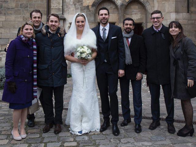 Le mariage de Louis et Marion à Paris, Paris 407
