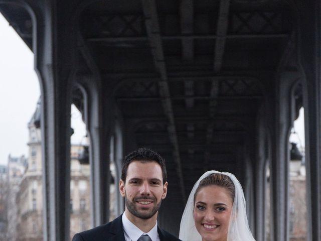 Le mariage de Louis et Marion à Paris, Paris 410
