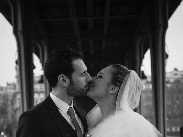Le mariage de Louis et Marion à Paris, Paris 413