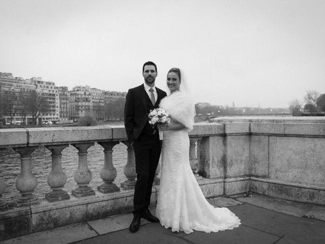 Le mariage de Louis et Marion à Paris, Paris 415