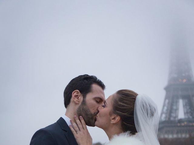 Le mariage de Louis et Marion à Paris, Paris 416