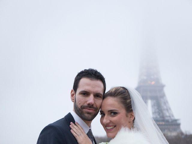 Le mariage de Louis et Marion à Paris, Paris 417