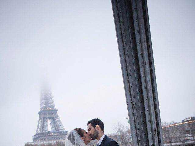 Le mariage de Louis et Marion à Paris, Paris 420